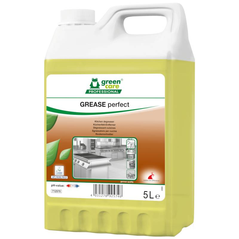 Image of   Affedter, Green Care Professional Grease Perfect, 5 l, med farve og parfume