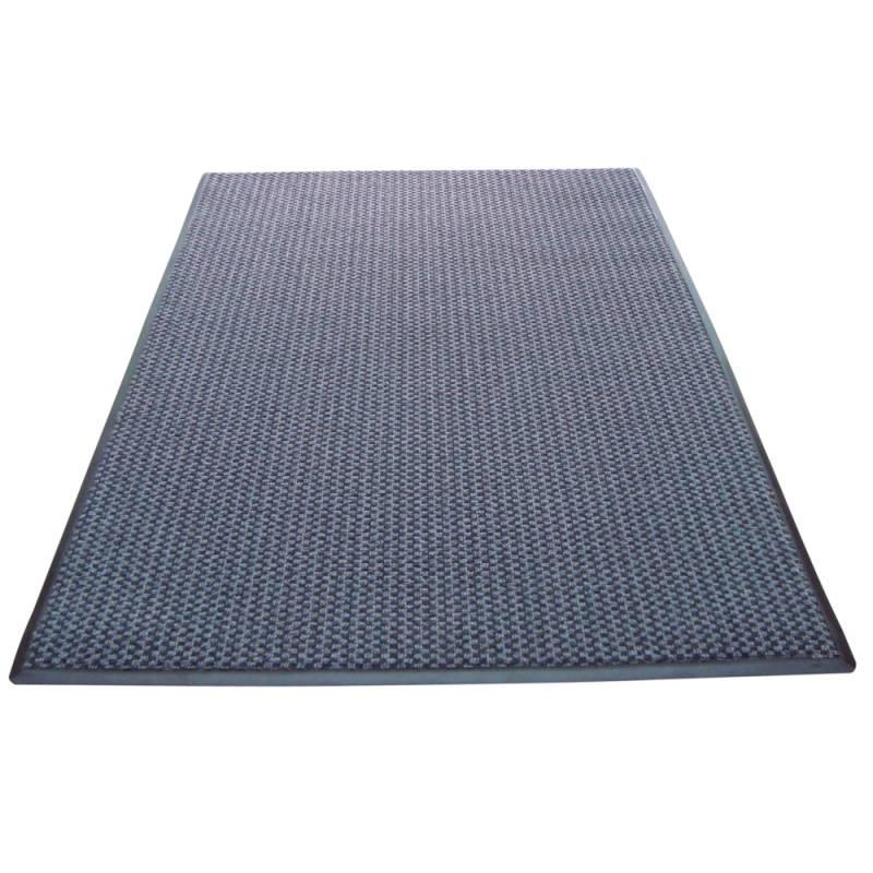 Image of   Tekstilmåtte, 3M Nomad Aqua 6500, 6500GY93, 3m x 90cm, grå, PP/PA/PVC, phtalatfri *Denne vare tages ikke retur*