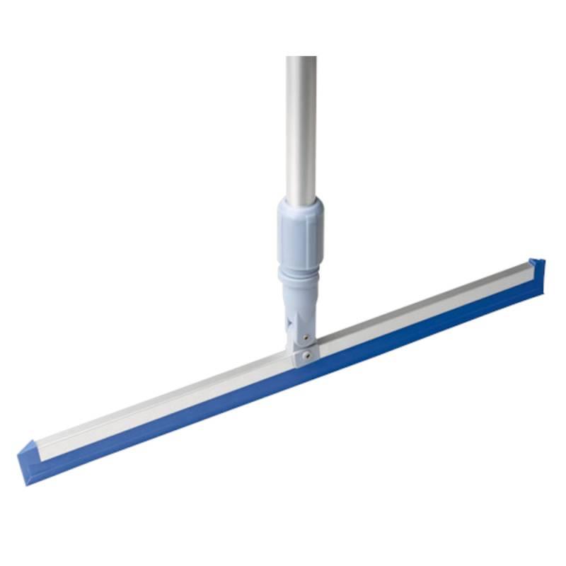 Image of   Gulvskraber, Vileda MultiSqueege, blå, aluminium/plast/gummi, 50 cm