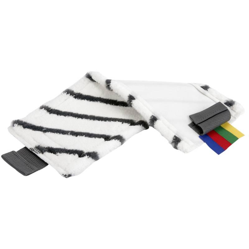 Image of   Fugt- og vådmoppe, Vileda UltraSpeed MicroSpeed Plus, 142x420x6mm, hvid, mikrofiber, 40 cm, med lommer