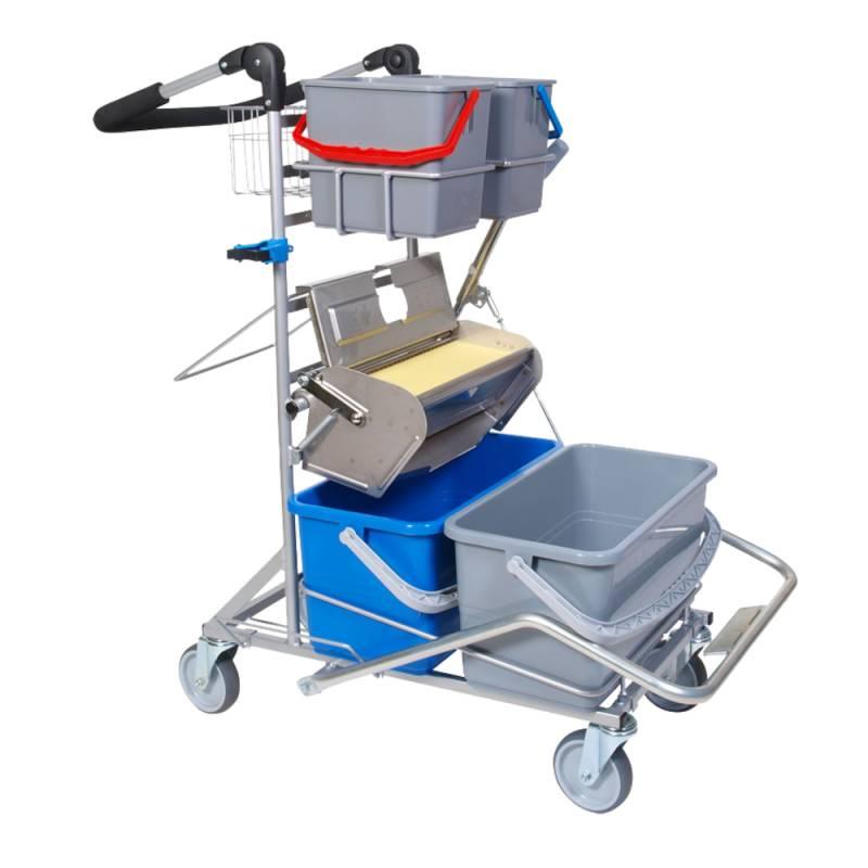 Standard rengøringsvogn
