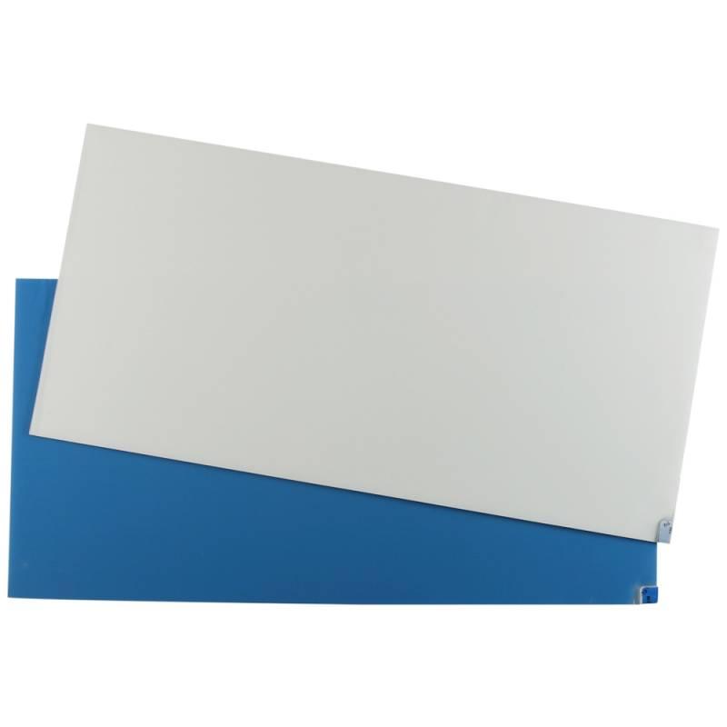 Klæbemåtte, 3M Nomad 4300, 4300BE91, 1,15m x 90cm x 6mm, blå, 40 ark pr. stk. *Denne vare tages ikke retur*