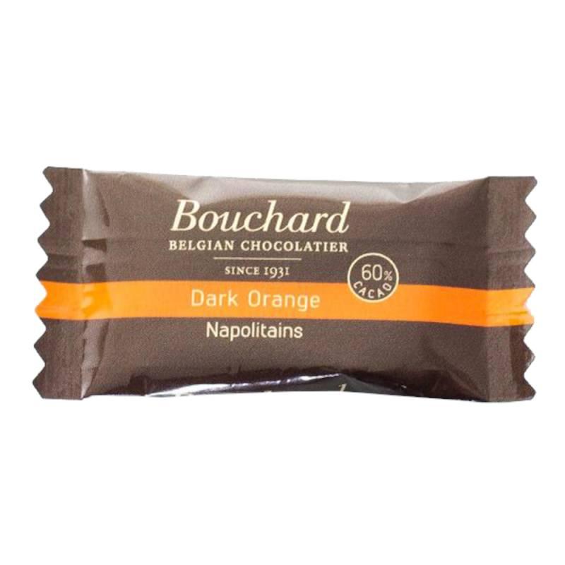 Image of   Chokolade, Bouchard, mørk orange *Denne vare tages ikke retur*