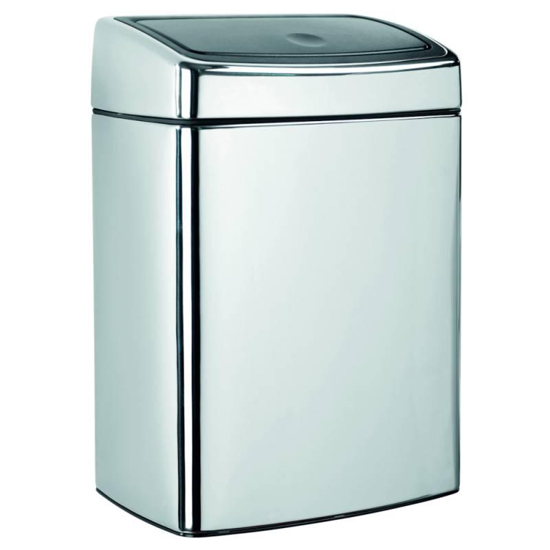 Image of   Affaldsspand, Brabantia Touch bin, 10 l, stål