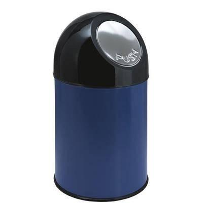 Image of   Affaldsspand, 30 l, blå *Denne vare tages ikke retur*