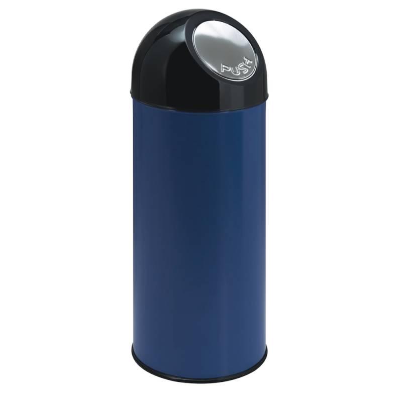 Image of   Affaldsspand, 55 l, blå *Denne vare tages ikke retur*