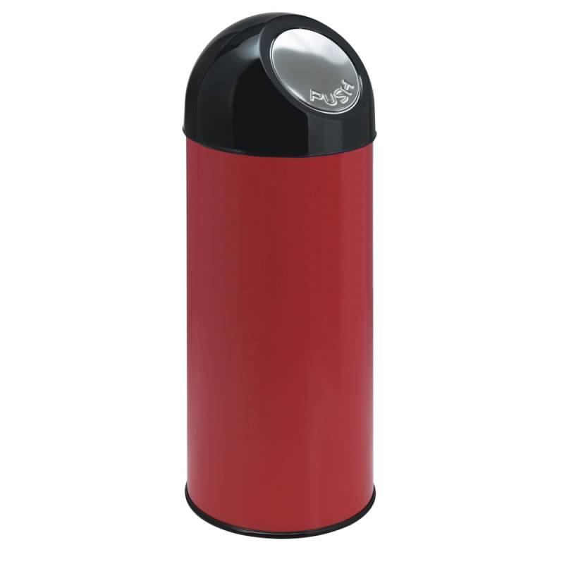 Image of   Affaldsspand, 55 l, rød *Denne vare tages ikke retur*
