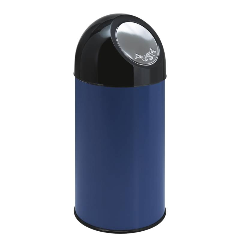 Image of   Affaldsspand, 40 l, blå *Denne vare tages ikke retur*
