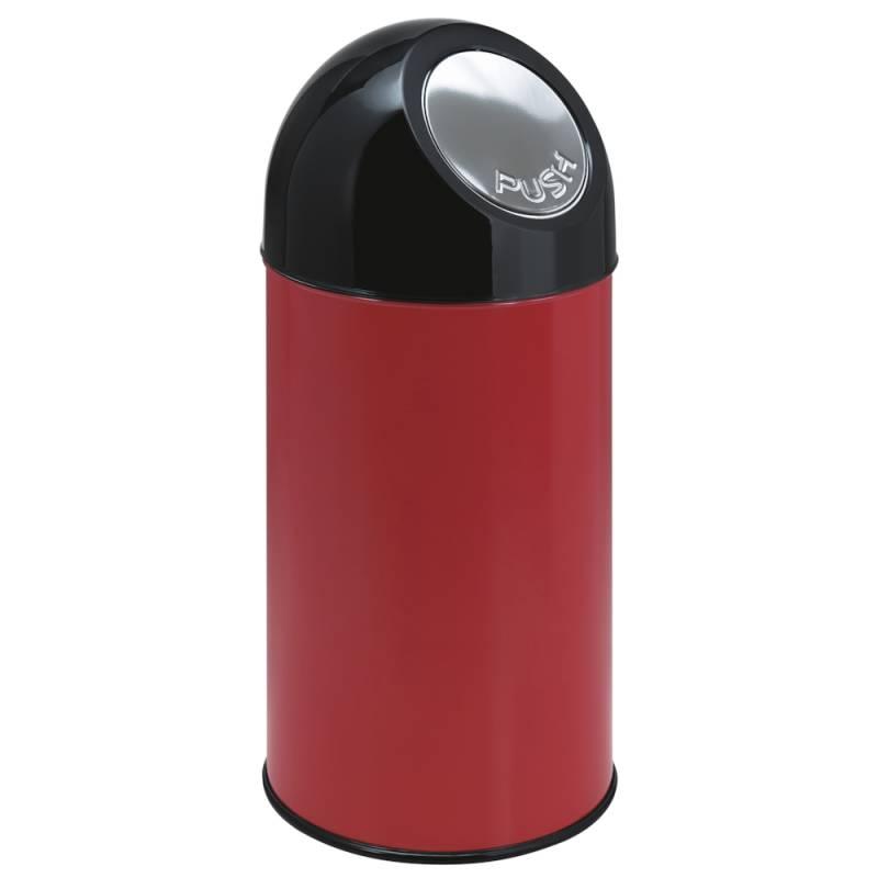 Image of   Affaldsspand, 40 l, rød *Denne vare tages ikke retur*