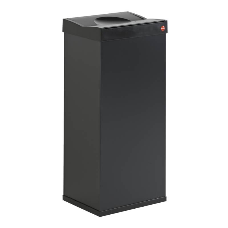 Image of   Affaldsspand, Hailo Big Box, 60 l, sort