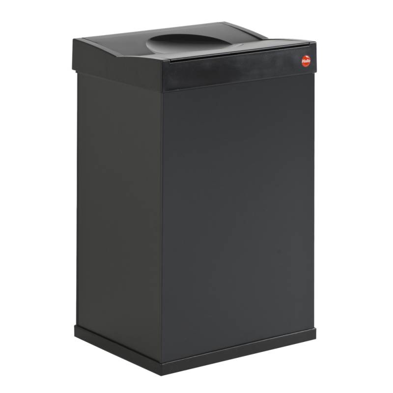 Image of   Affaldsspand, Hailo Big Box, 40 l, sort *Denne vare tages ikke retur*