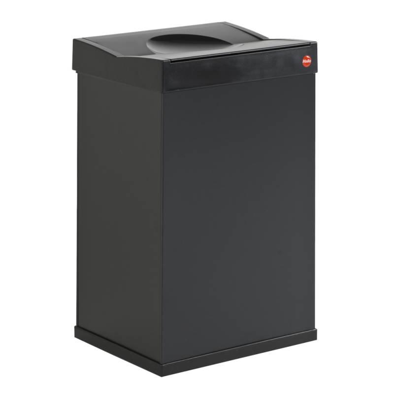 Image of   Affaldsspand, Hailo Big Box, 40 l, sort *Denne vare tages ikke retur*
