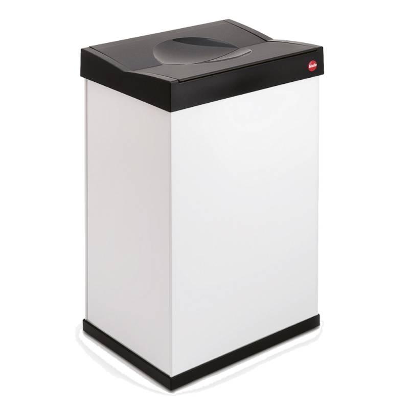 Image of   Affaldsspand, Hailo Big Box, 40 l, hvid *Denne vare tages ikke retur*