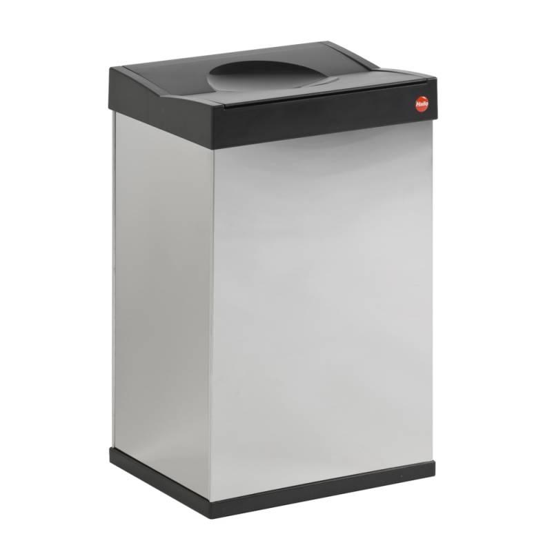 Image of   Affaldsspand, Hailo Big Box, 40 l, stål *Denne vare tages ikke retur*