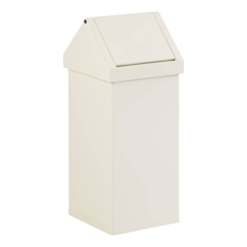Image of   Affaldsspand, Carro-Line Carro-swing, 55 l, hvid *Denne vare tages ikke retur*