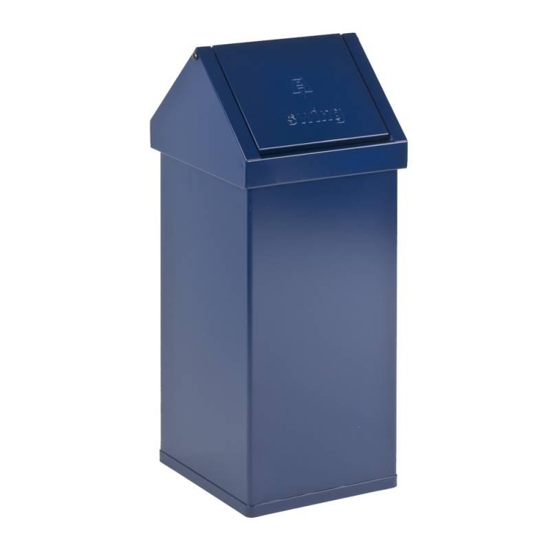 Image of   Affaldsspand, Carro-Line Carro-swing, 55 l, blå *Denne vare tages ikke retur*