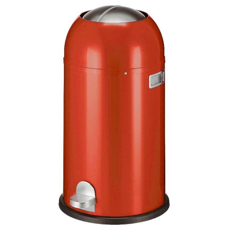 Image of   Pedalspand, Wesco Kickmaster, 33 l, rød *Denne vare tages ikke retur*