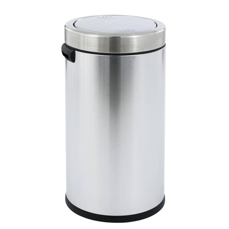 Image of   Affaldsspand, Simplehuman, 55 l, stål mat *Denne vare tages ikke retur*