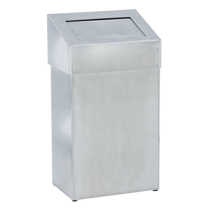 Image of   Affaldsspand, 18 l, stål *Denne vare tages ikke retur*