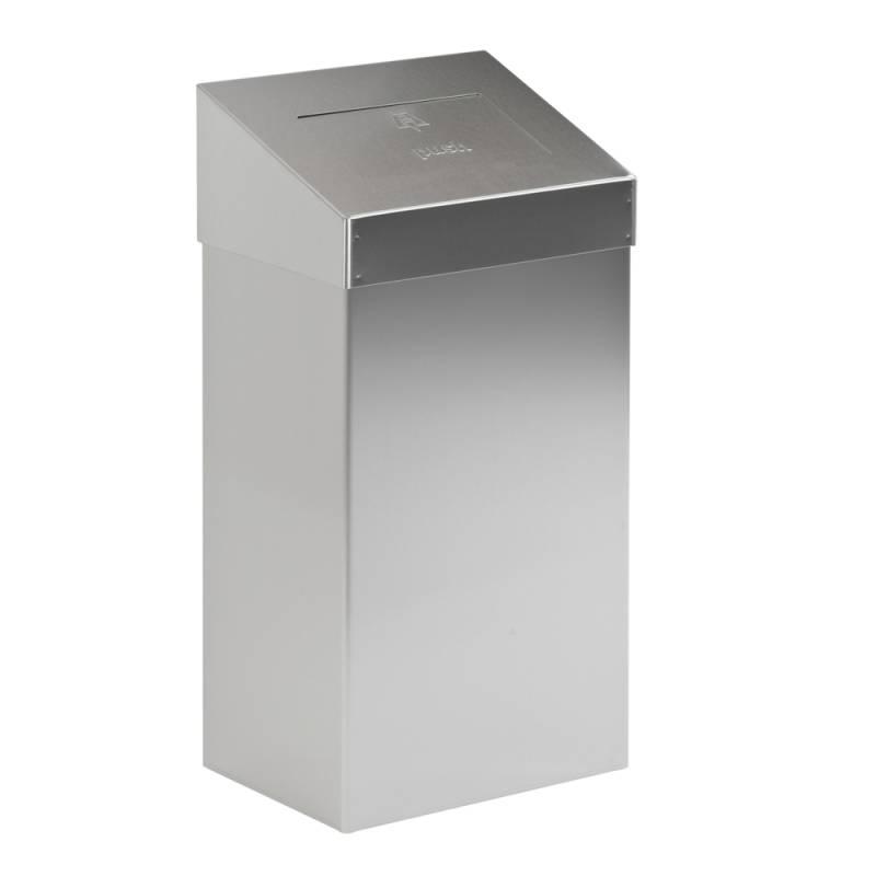 Affaldsspand, 50 l, stål