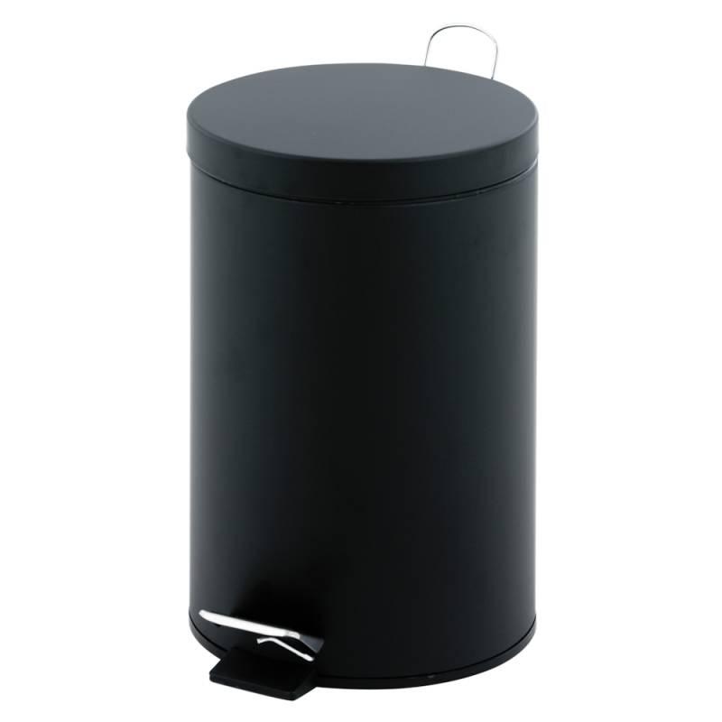 Image of   Pedalspand, EKO, 3 l, sort *Denne vare tages ikke retur*