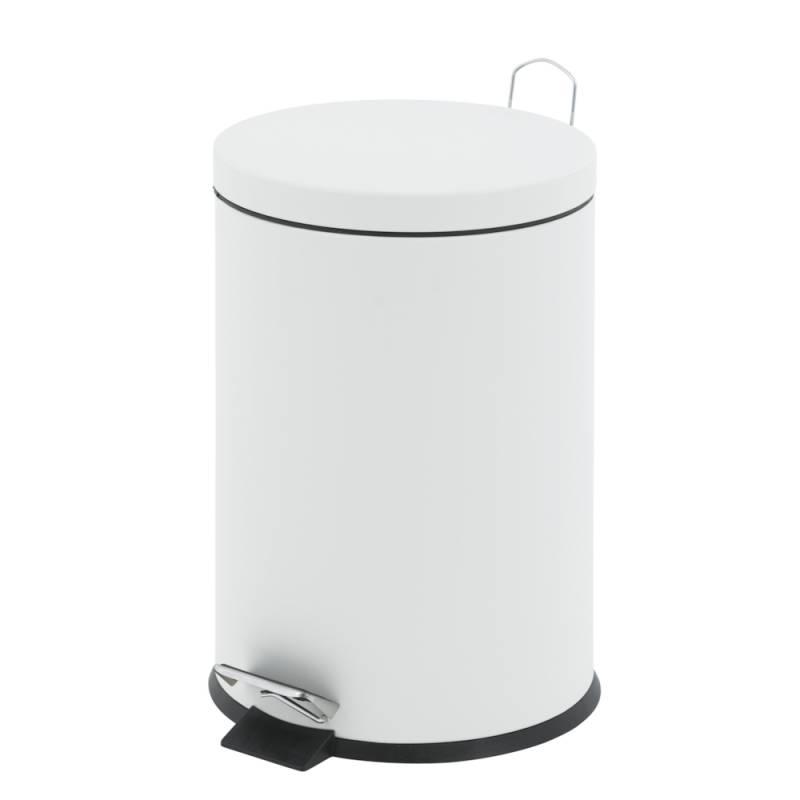Image of   Pedalspand, EKO, 12 l, hvid
