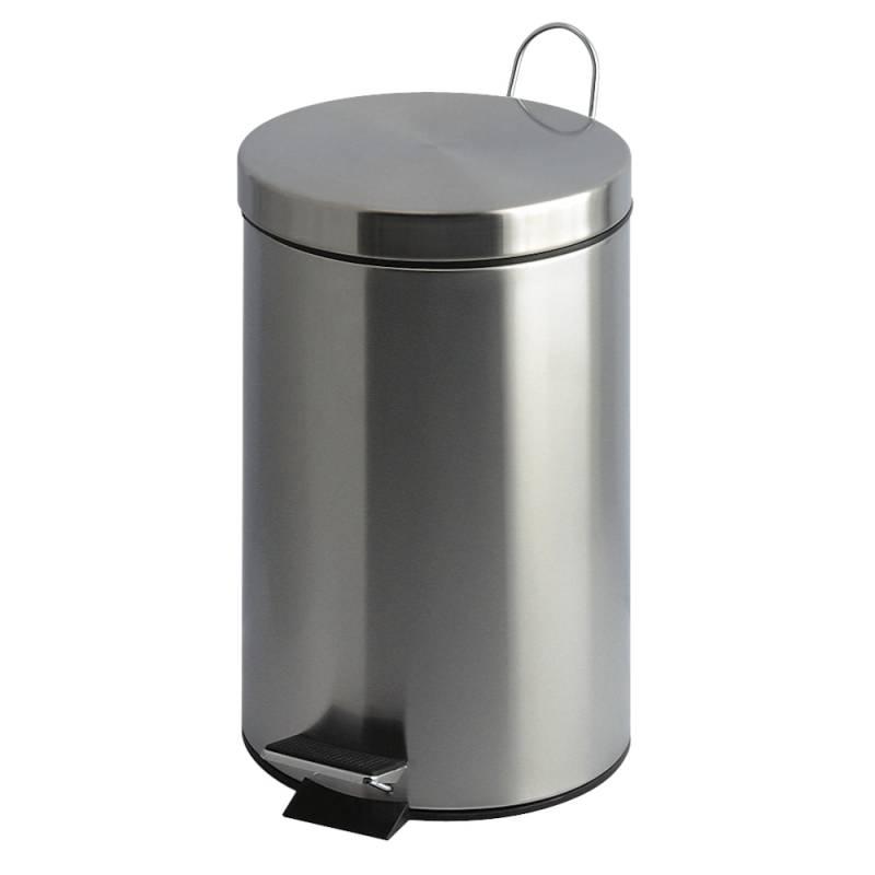 Image of   Pedalspand, EKO, 12 l, stål mat *Denne vare tages ikke retur*