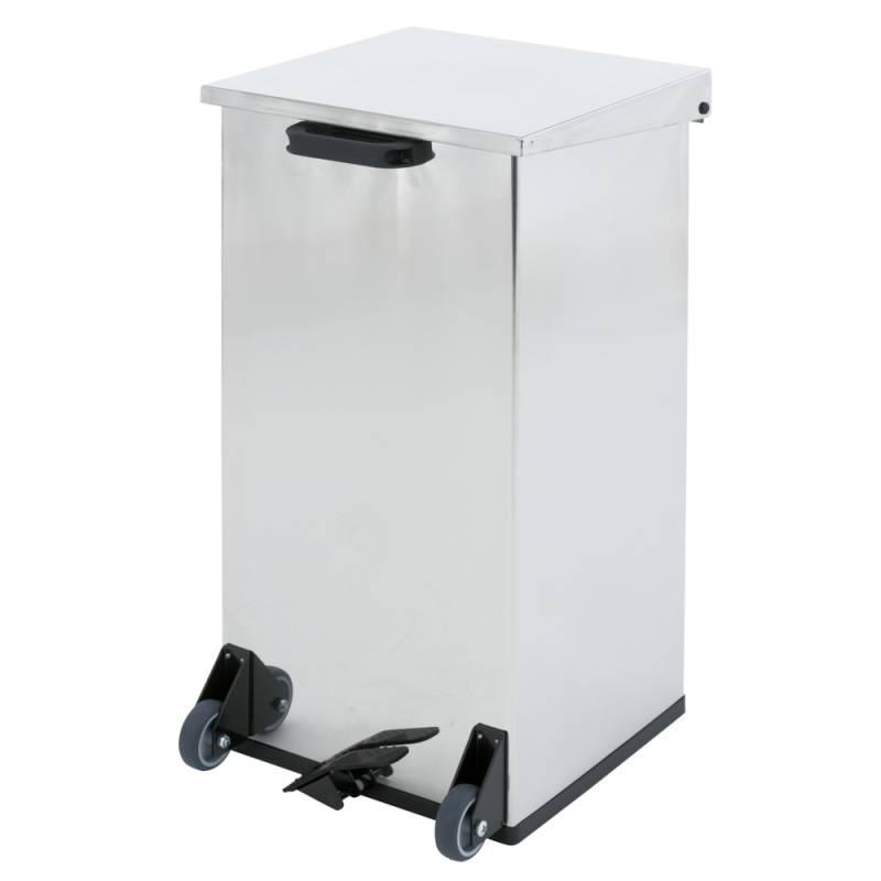 Pedalspand, Carro-Line Carro-kick, 110 l, grå *Denne vare tages ikke retur*