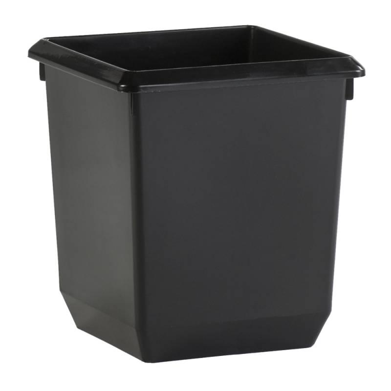 Image of   Papirkurv, 21 l, sort *Denne vare tages ikke retur*
