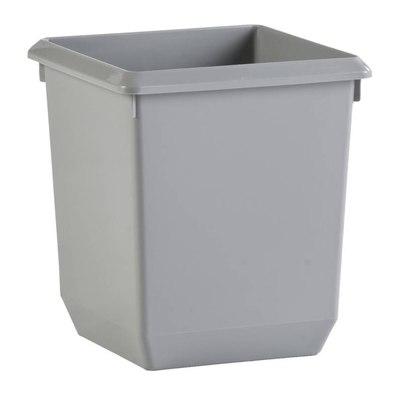 Image of   Papirkurv, 21 l, grå