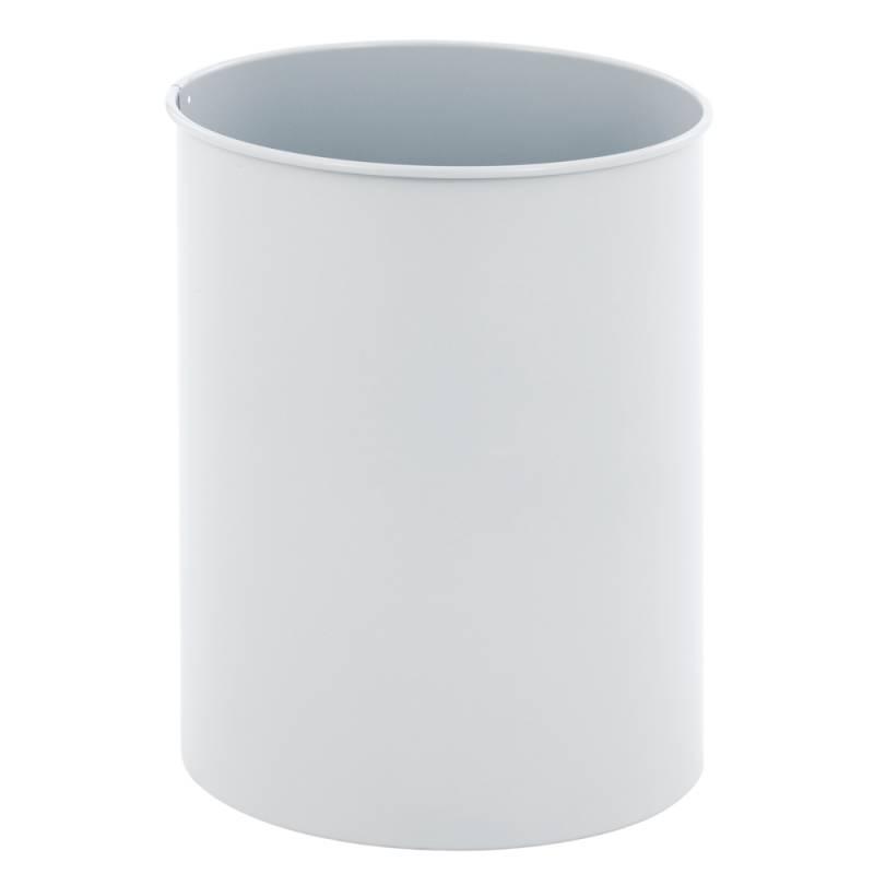 Papirkurv, 30 l, grå *Denne vare tages ikke retur*