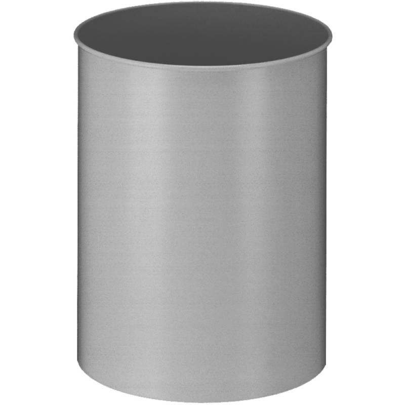 Image of   Papirkurv, 30 l, alu *Denne vare tages ikke retur*