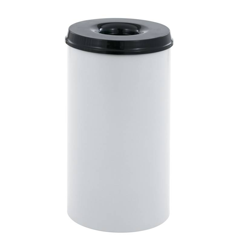 Image of   Brandhæmmende affaldsspand, 110 l, alu *Denne vare tages ikke retur*