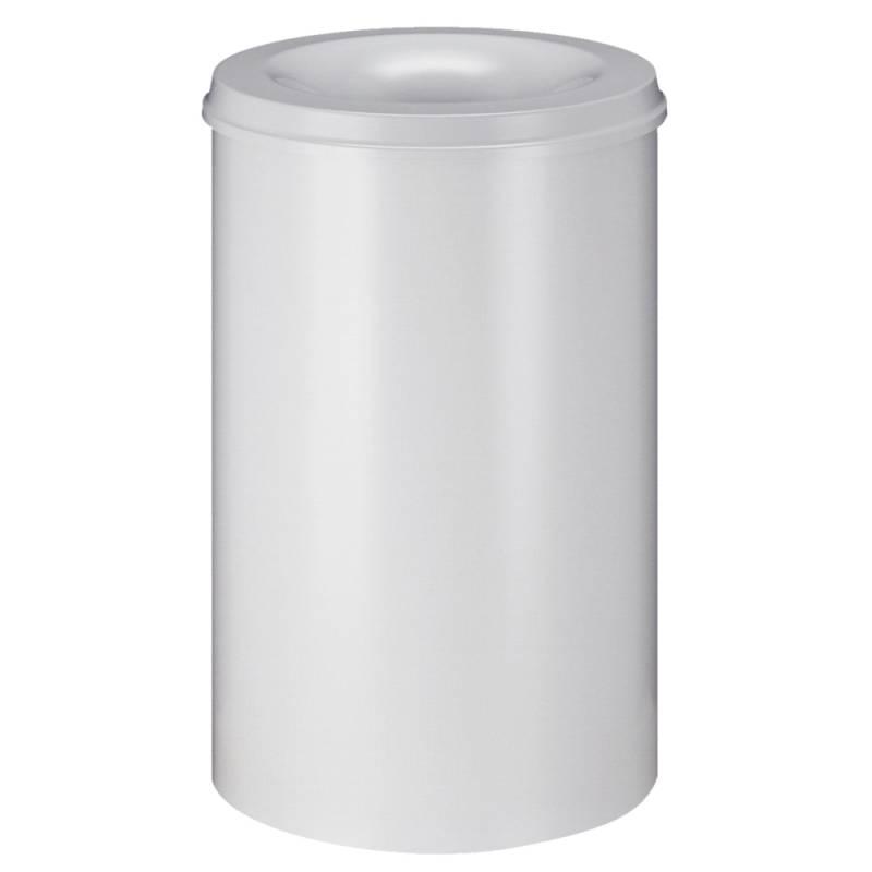 Image of   Brandhæmmende affaldsspand, 110 l, hvid *Denne vare tages ikke retur*