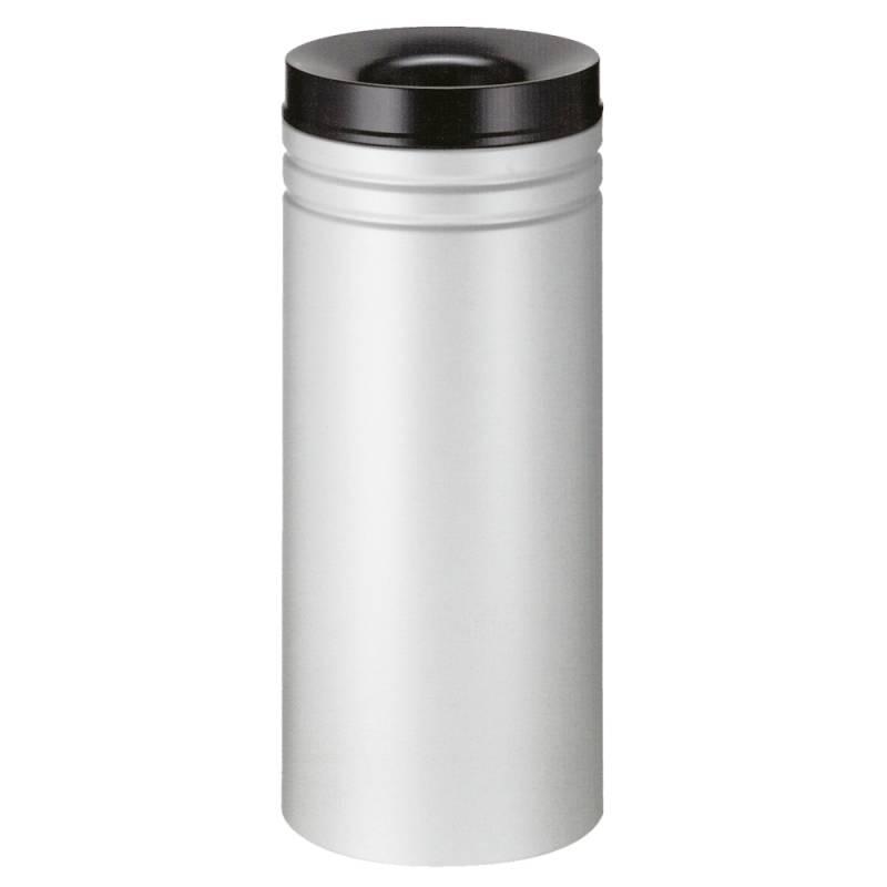 Image of   Brandhæmmende affaldsspand, 50 l, alu *Denne vare tages ikke retur*