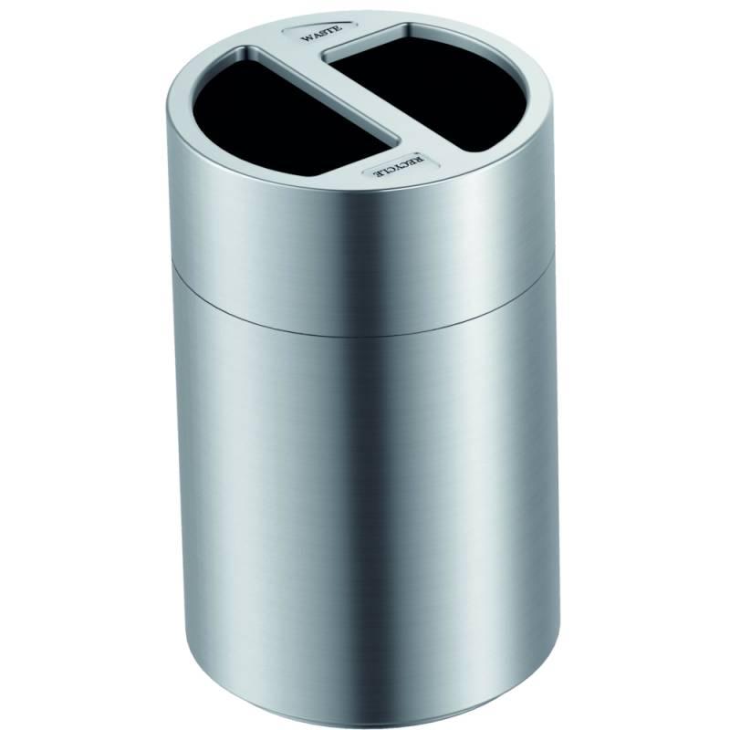 Affaldsspand, 120 l, grå *Denne vare tages ikke retur*