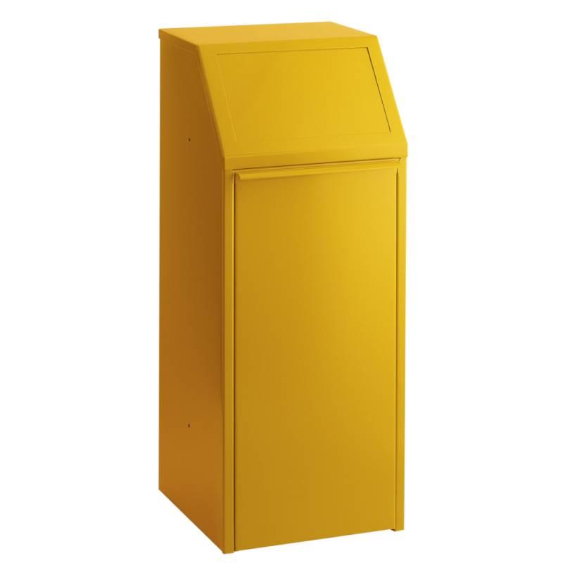 Image of   Affaldsspand, 70 l, gul *Denne vare tages ikke retur*
