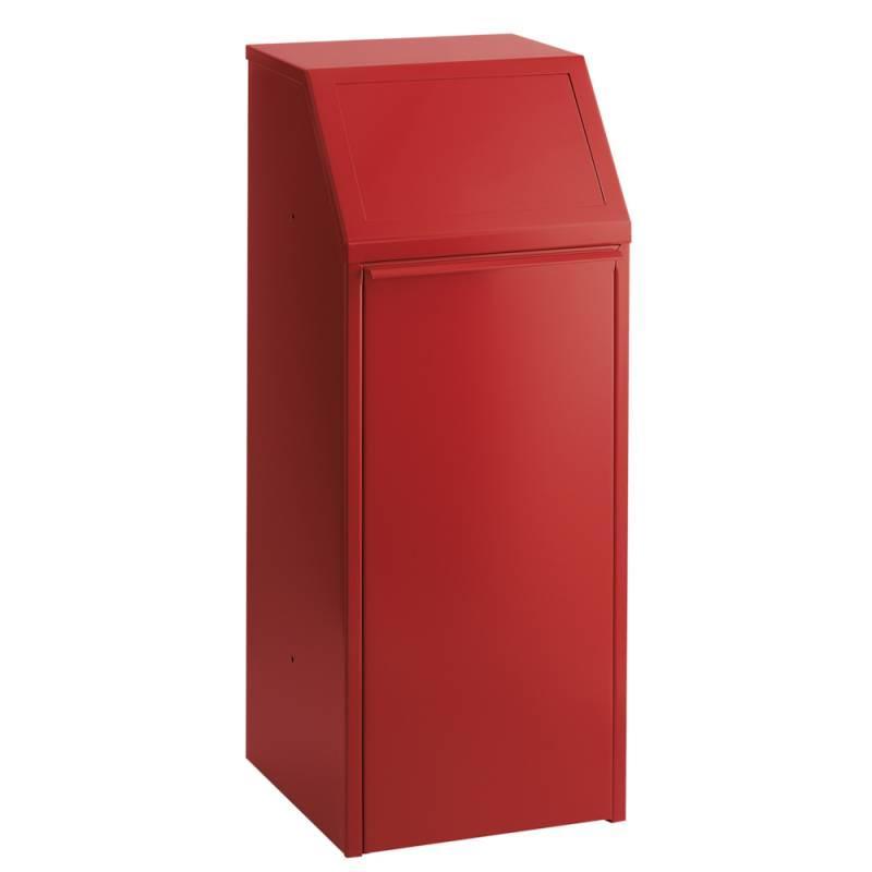 Image of   Affaldsspand, 70 l, rød *Denne vare tages ikke retur*