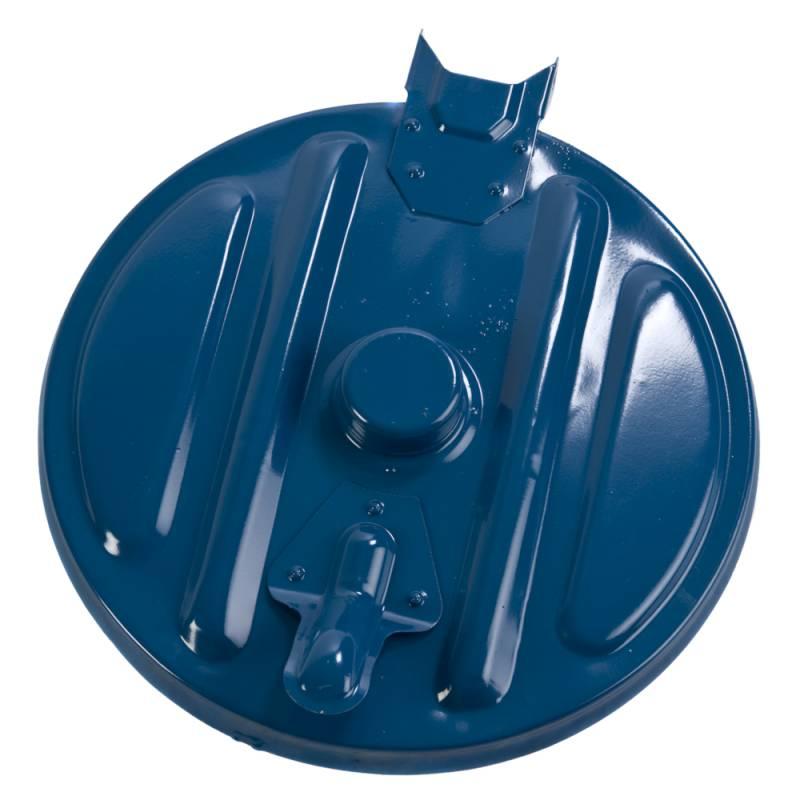 Affaldsstativ, 110 l, blå *Denne vare tages ikke retur*