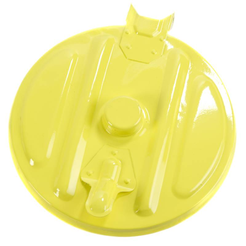 Affaldsstativ, 110 l, gul *Denne vare tages ikke retur*