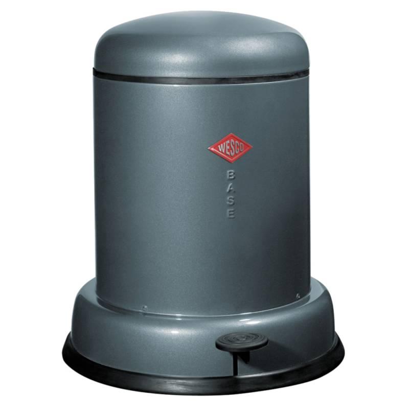 Image of   Pedalspand, Wesco Baseboy, 8 l, grå *Denne vare tages ikke retur*