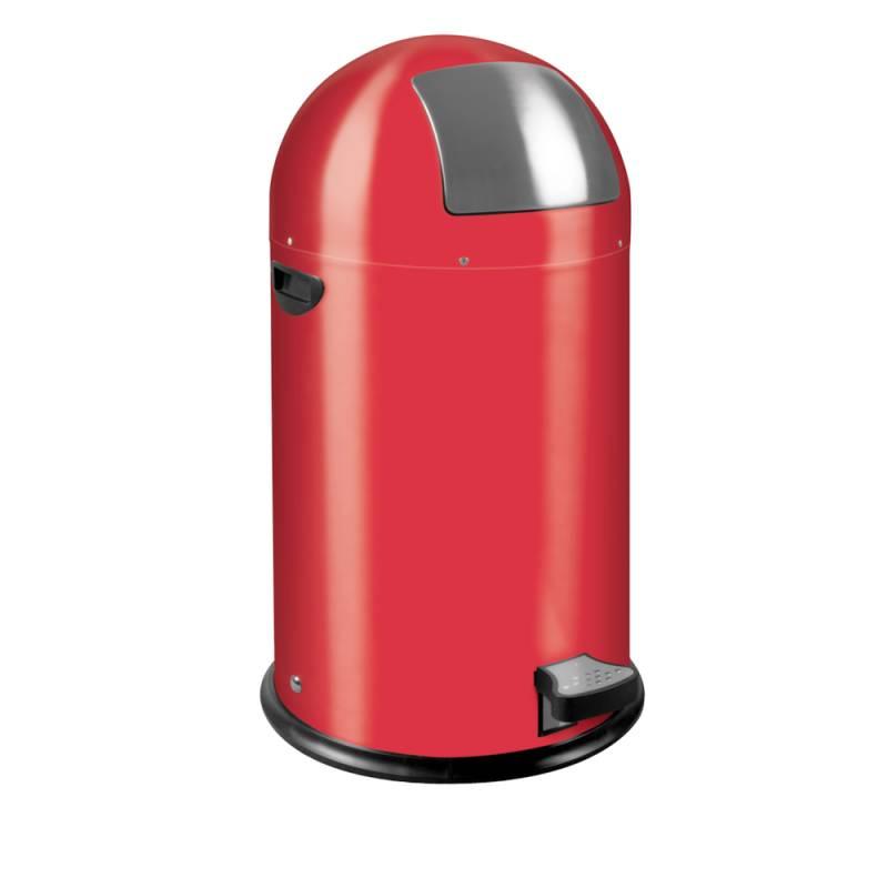 Image of   Pedalspand, EKO Kick-can, 33 l, rød *Denne vare tages ikke retur*