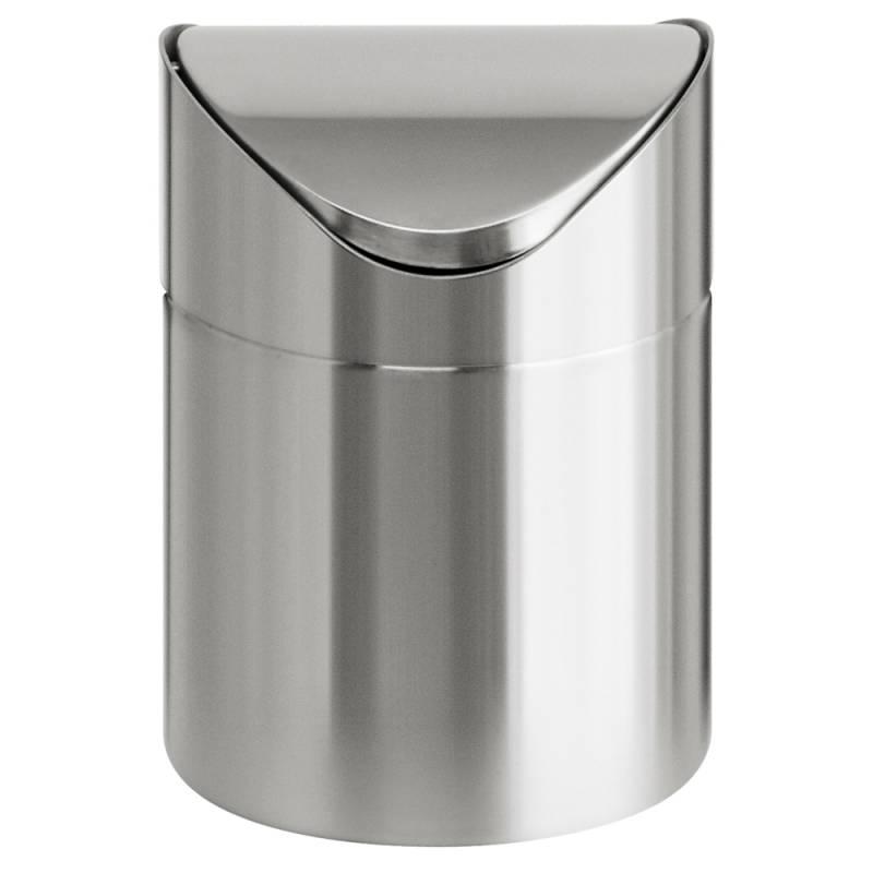Image of   Affaldsspand, 1,5 l, stål mat *Denne vare tages ikke retur*