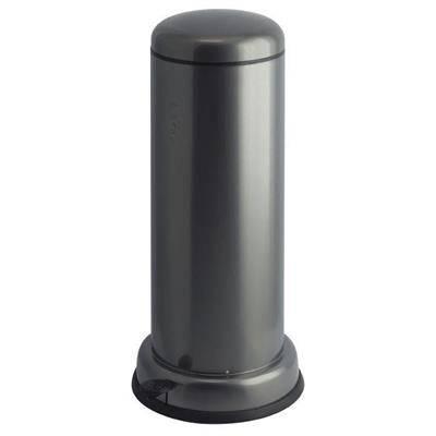 Image of   Pedalspand, Wesco Baseboy, 30 l, grå *Denne vare tages ikke retur*