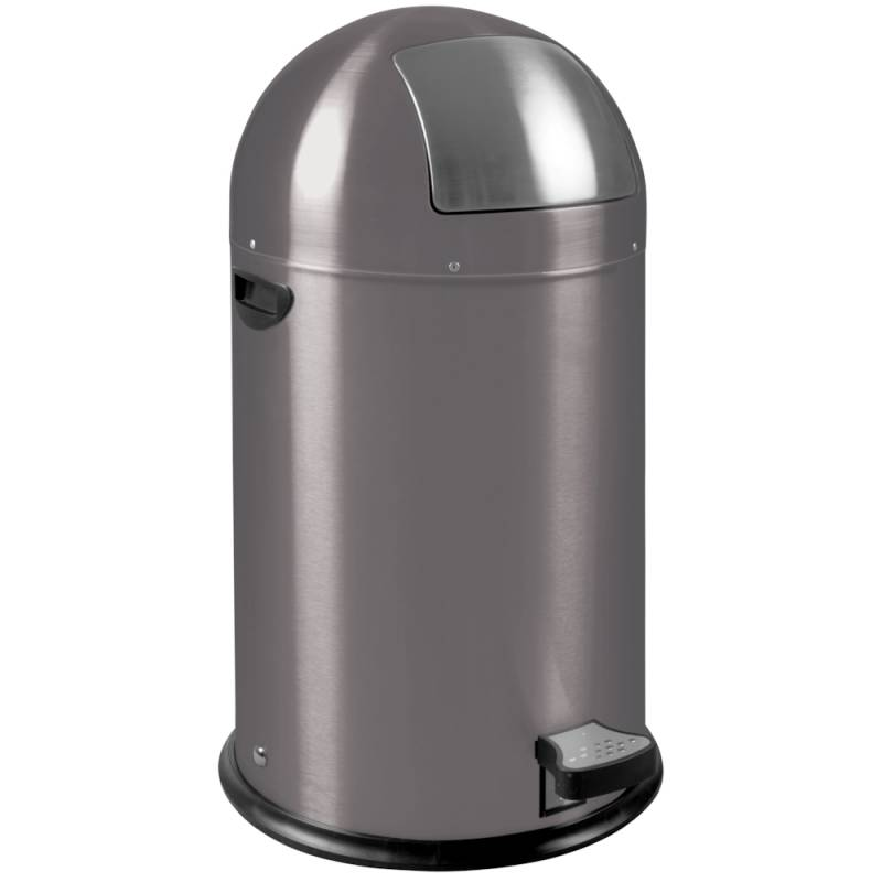 Image of   Pedalspand, EKO Kick-can, 33 l, grå *Denne vare tages ikke retur*