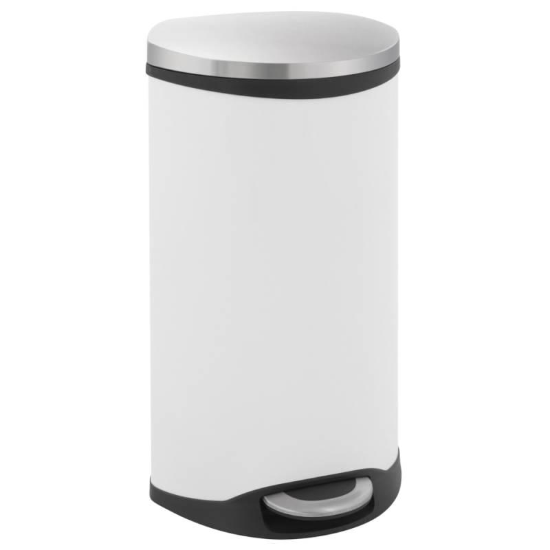 Image of   Pedalspand, EKO Shell-bin, 30 l, hvid *Denne vare tages ikke retur*