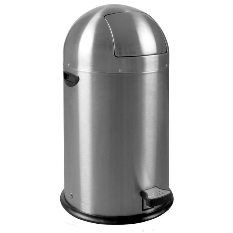 Image of   Pedalspand, EKO Kick-can, 33 l, stål *Denne vare tages ikke retur*