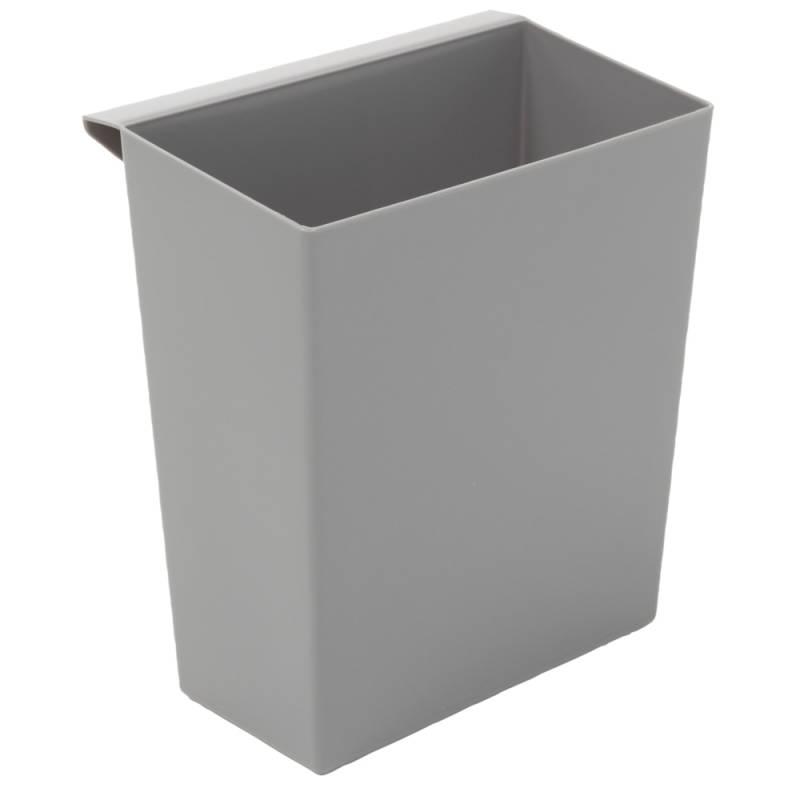 Indsats, 9,5 l, grå *Denne vare tages ikke retur*