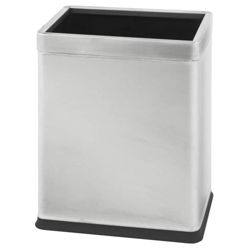 Image of   Papirkurv, 10 l, stål *Denne vare tages ikke retur*
