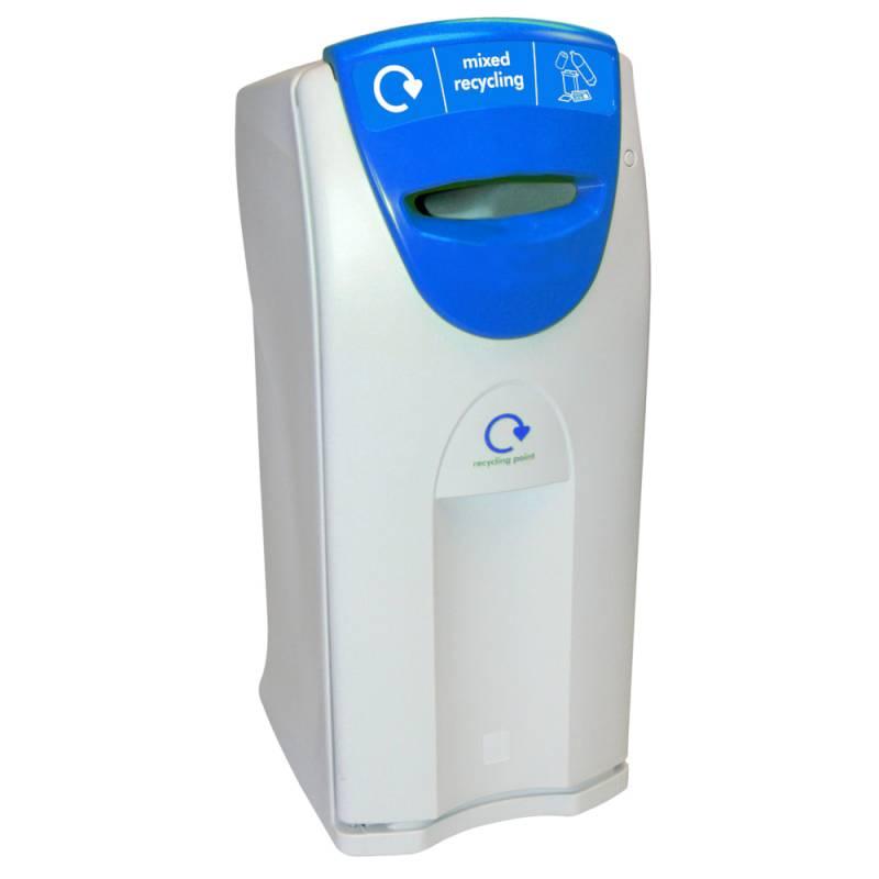Affaldsspand, Enviro Maxi, 140 l, grå *Denne vare tages ikke retur*